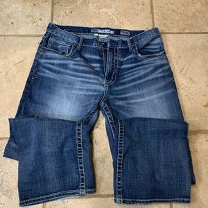 Men's BKE jeans, size 34XL